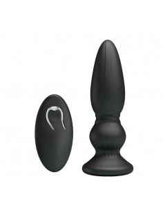 Powerfull Vibrating wibrujący plug analny
