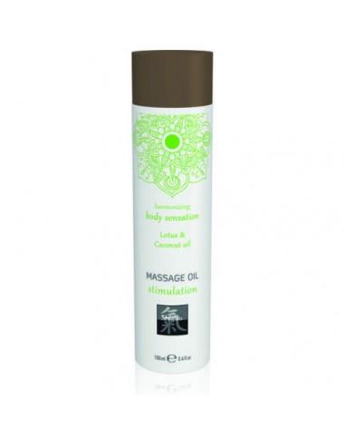 Massage Oil Stimulation Lotus &...