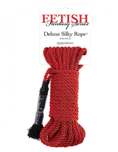 Deluxe Silky Rope lina do krępowania...