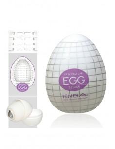 Masturbator jajko Tenga Egg Spider jednorazowy
