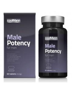 Male Potency suplement diety na potencję dla mężczyzn 60 tabletek