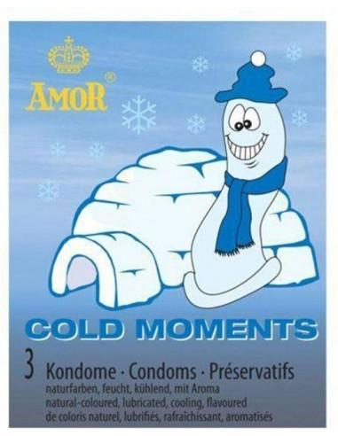 Amor Cold prezerwatywy smakowe z...