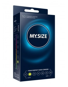 My.Size prezerwatywy slim 10 szt.