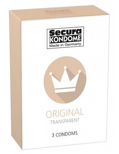 Secura Original prezerwatywy...