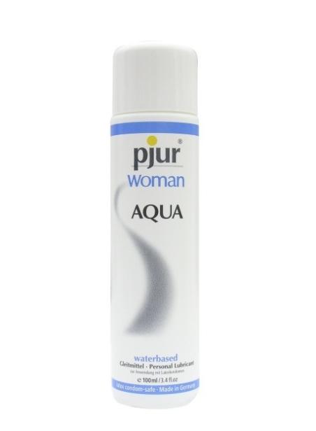 Woman Aqua żel intymny na bazie wody dla kobiet 100 ml
